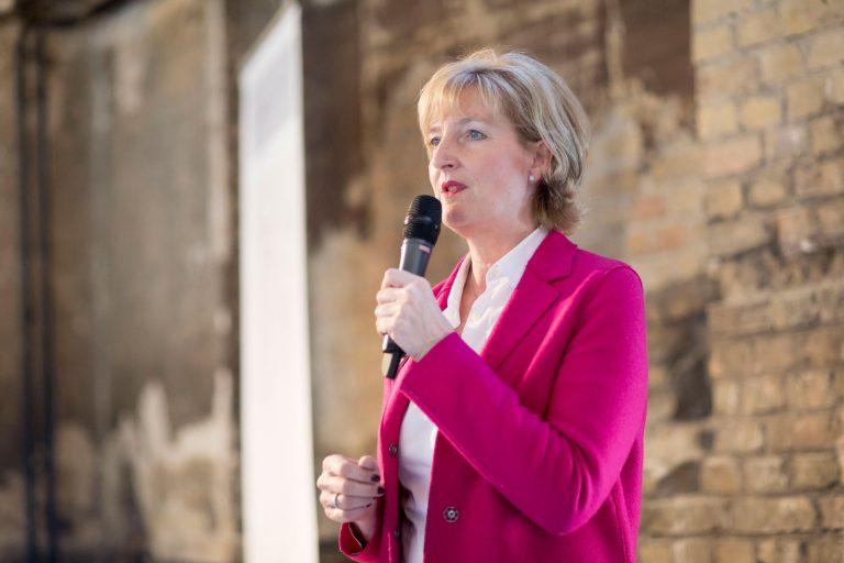 Prof. Dr. Christiane Woopen, Vorsitzende des Europäischen Ethikrats