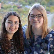 Sarah und Lena